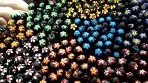 Frangipani Queen Designs – Kukui Nut Earrings, Bracelets & Necklaces